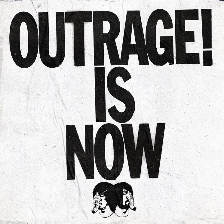 Death From Above Outrage Is Now review
