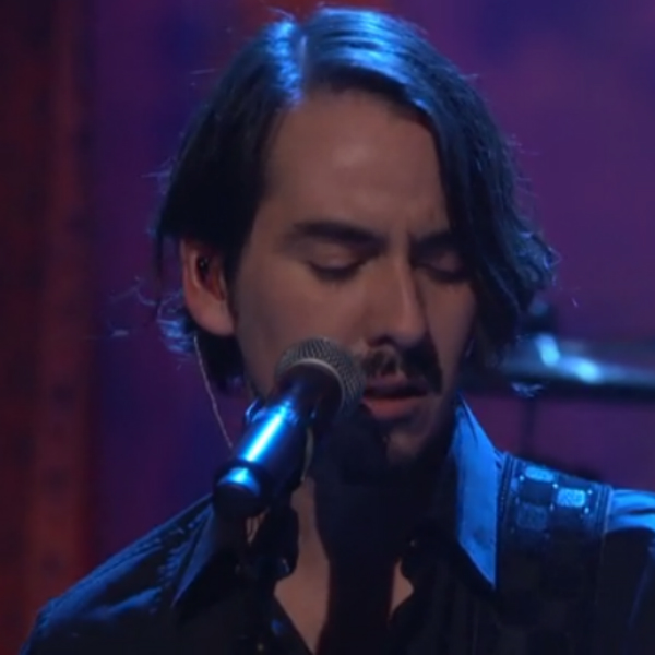 Watch: Dhani Harrison pays tribute to father George in US TV performance