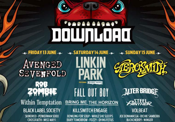 Poster Download Festival