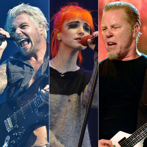 16 bands who are highly likely to perform at Download 2014