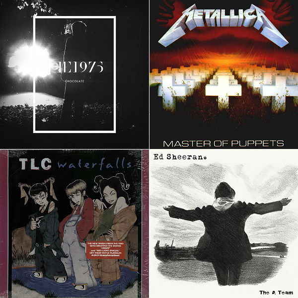 Songs about drugs - Blur, 1975, Fleetwood Mac, Jeff Buckley, Oasis