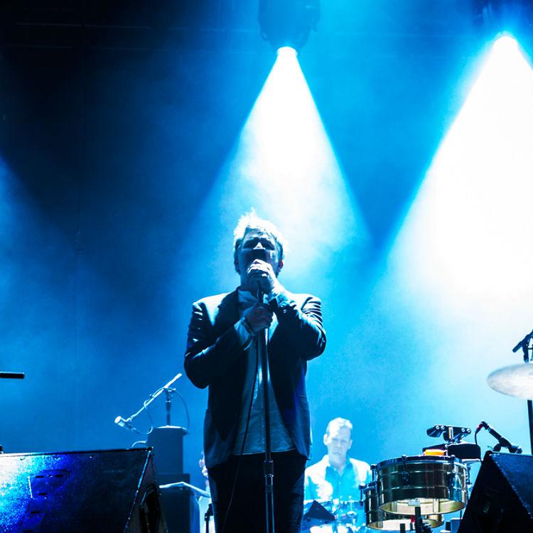 LCD Soundsystem live gig photos, Primavera Festival 2016