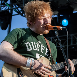 Ed Sheeran reveals 'nightmares' about Elton John Grammys duet