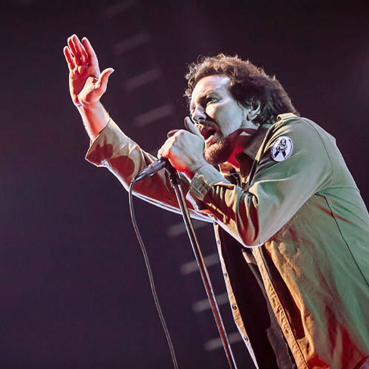 Pearl Jam's Eddie Vedder announces UK tour dates