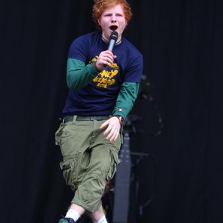 Ed Sheeran heralded by GQ as worst dressed man in Britain