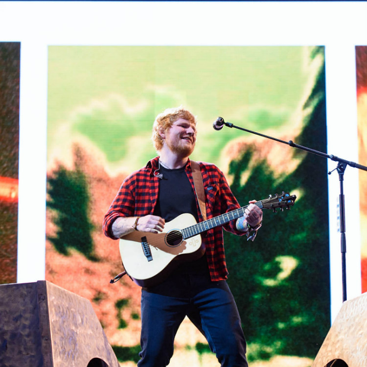 Ed Sheeran annonced Stadium tour dates