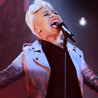 Listen: Emeli Sande covers for 'Crazy In Love' for The Great Gatsby