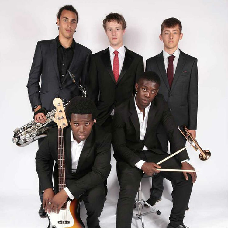 New age jazz icons Ezra Collective play Ronnie Scott's