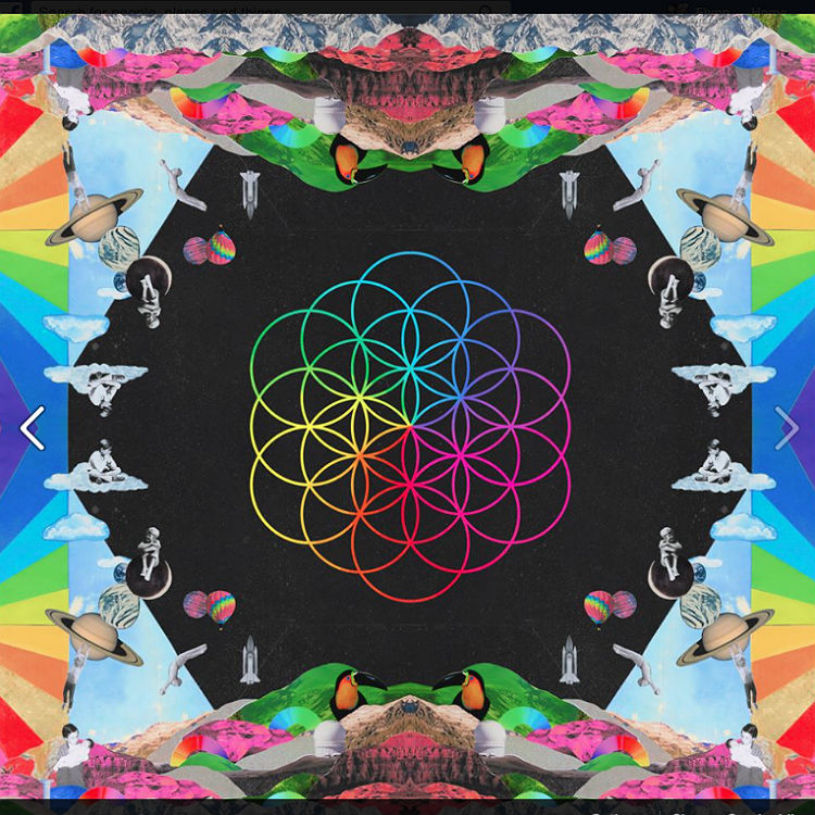 Coldplay send Instagram into meltdown with A Head Full of Dreams clips