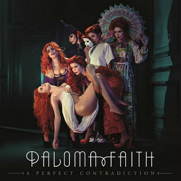 Paloma Faith Releases The Most Baffling Album Artwork Of
