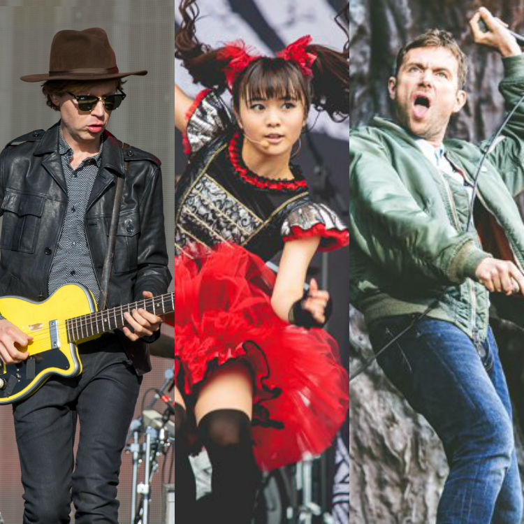 The 29 greatest festival moments of the summer