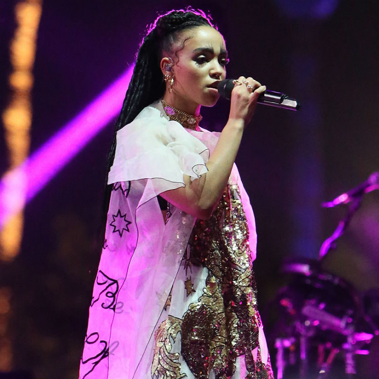 Watch FKA twigs performing at Coachella 2015