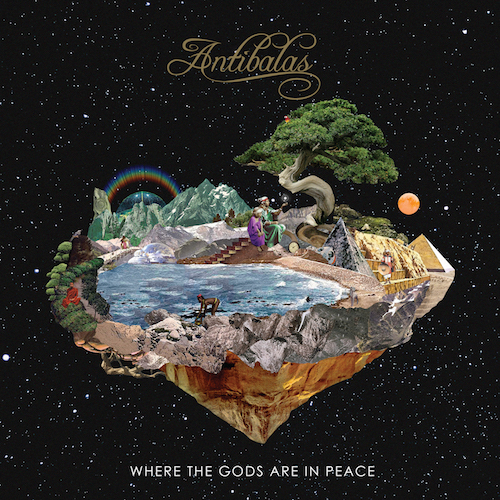 Antibalas make a cry from the heart of America�s indigenous past to so