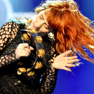 Florence Welch 'performs at wedding of Blake Lively, Ryan Reynolds'