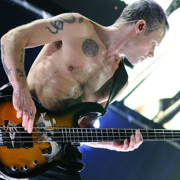 Red Hot Chili Peppers to Led Zeppelin's 'Dazed and Confused' at Super Bowl