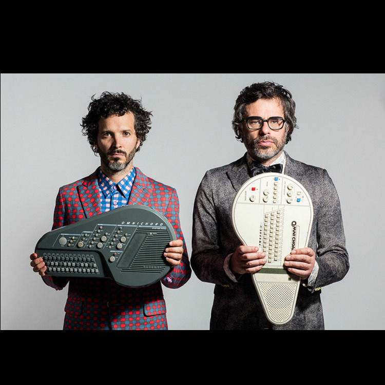 Flgith of the conchords uk tour 2018
