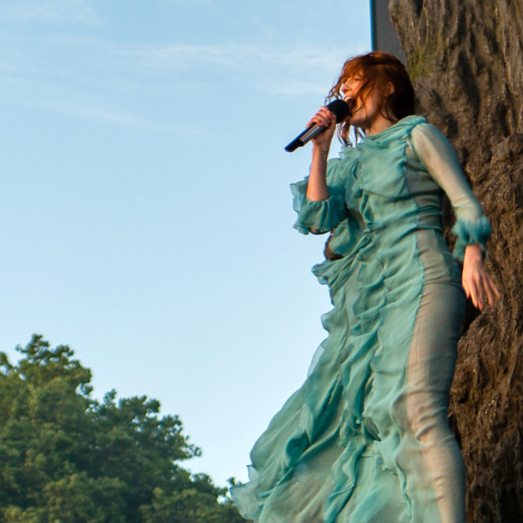 Florence & The Machine photos & setlist from Hyde Park with Jamie XX