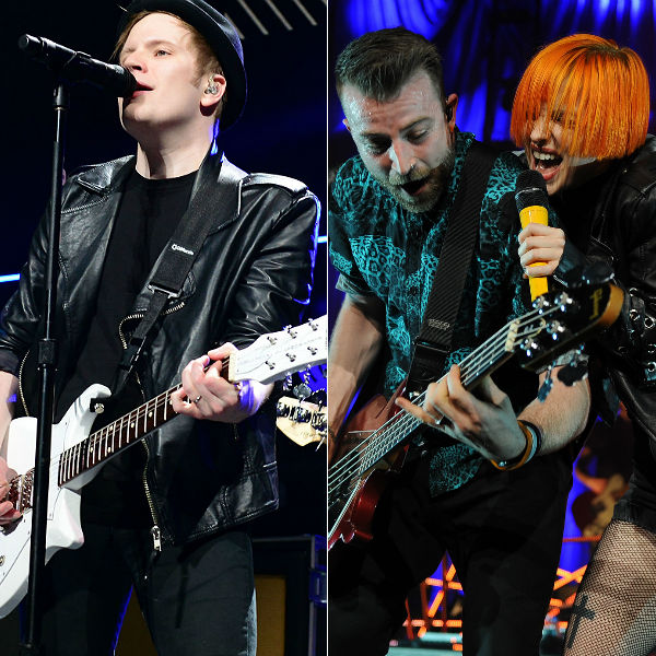 Paramore and Fall Out Boy announce joint tour for Summer ...