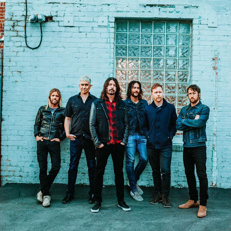 Foo Fighters tickets London Manchester stadium on sale buy nirvana