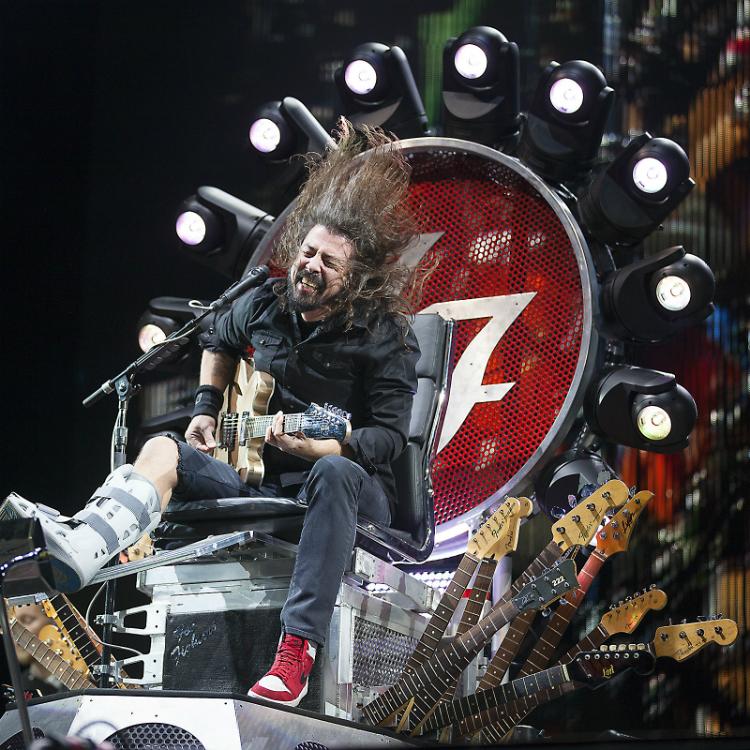 Foo Fighters Haim Stevie Knicks collaborate Fleetwood Mac Tom Petty