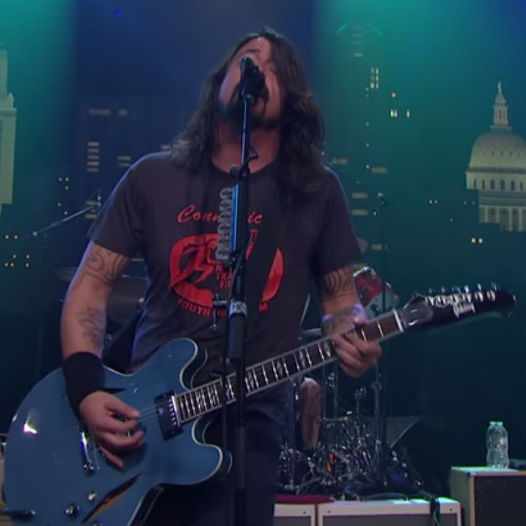 Watch Foo Fighters play 'Arlandia' at Austin City Limits