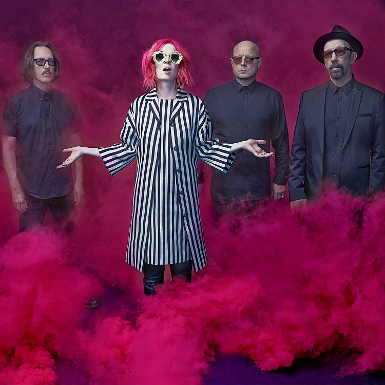 Garbage's track-by-track guide to their self-titled debut