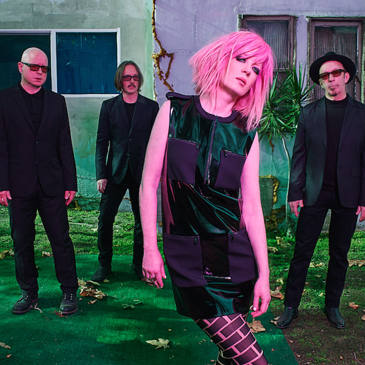 Garbage new album Strange Little Bird & UK tour announced - tickets