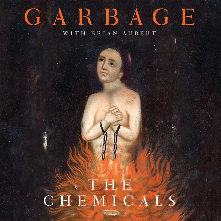 Garbage announce digital release of Brian Aubert collaboration
