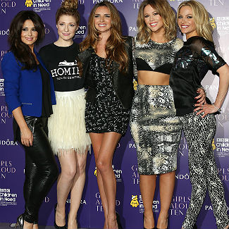Girls Aloud confirmed for Capital FM's Jingle Bell Ball 2012