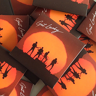 Daft Punk reveal new Durex condom range, named 'Get Lucky'