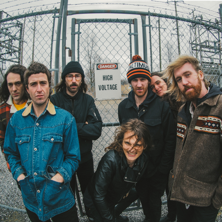 King Gizzard And The Lizard Wizard share video for Invisible Face