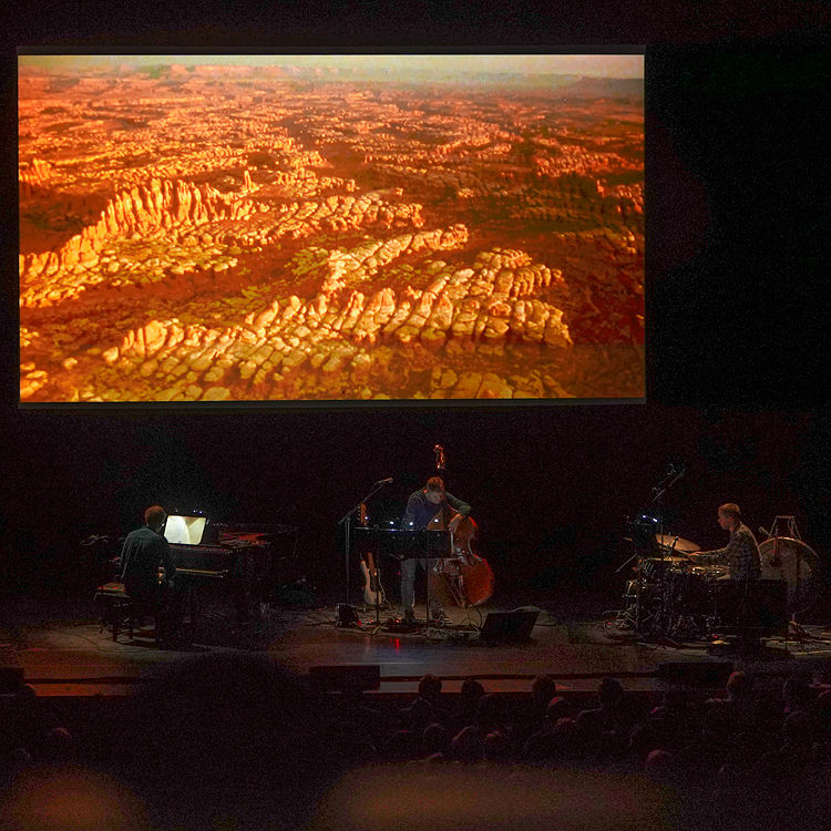 Live review: Gogo Penguin Koyaanisqatsi (Live soundtrack) The Barbican 11/10/17