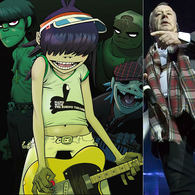 Clint Eastwood stars Gorillaz new album songs influenced by Somple Min