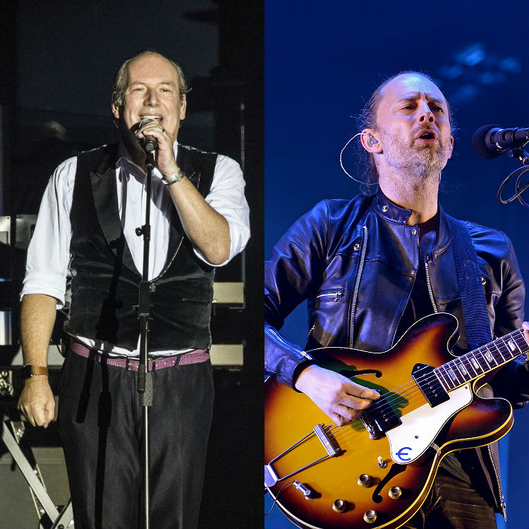 Radiohead and Hans Zimmer BBC Blue Planet