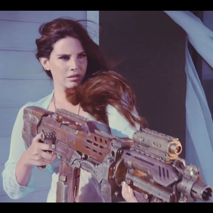 Lana Del Rey reveals High By The Beach video