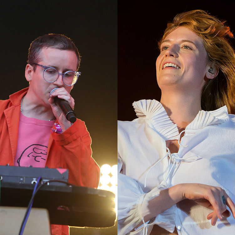 Hot Chip unveil remix of Florence & The Machine's 'Queen of Peace' - listen