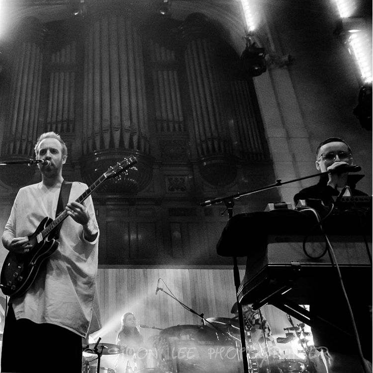 Hot Chip play majestic show at Manchester Albert Hall