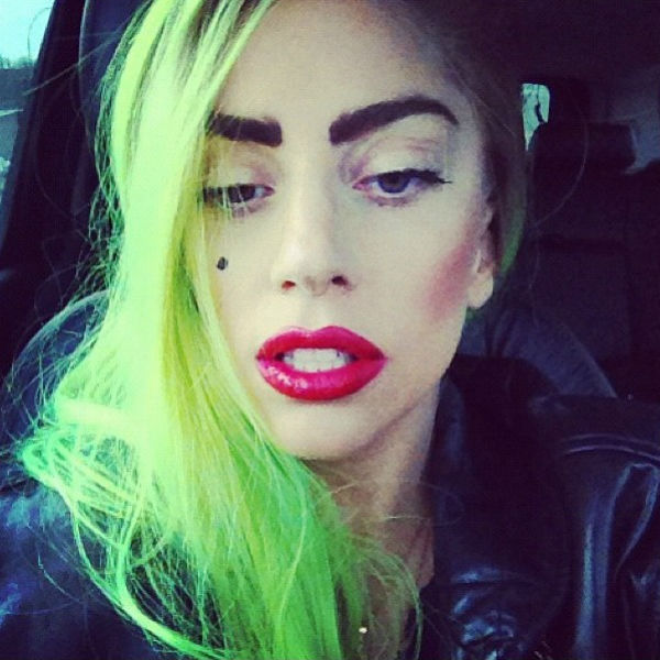 Lady Gaga hints at hard-rave ARTPOP sounding in nose-piercing video
