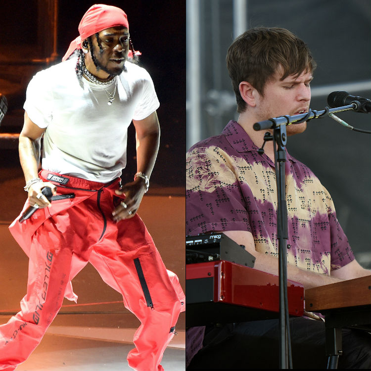 Five things we�d like to see on Kendrick Lamar and James Blake tour