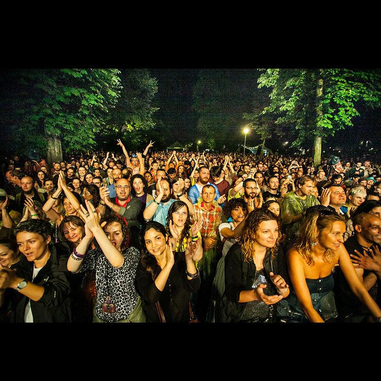 Jazz in the park festival romania review Cluj Napoca