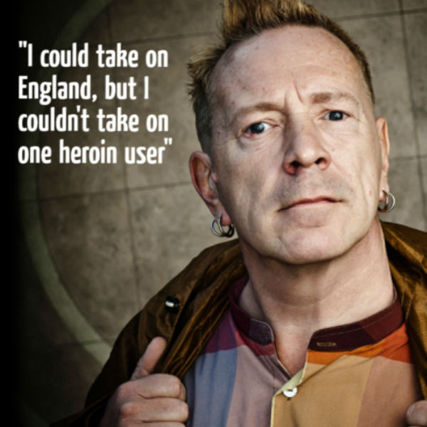 'Obama's dense as a doorbell': John Lydon's greatest quotes