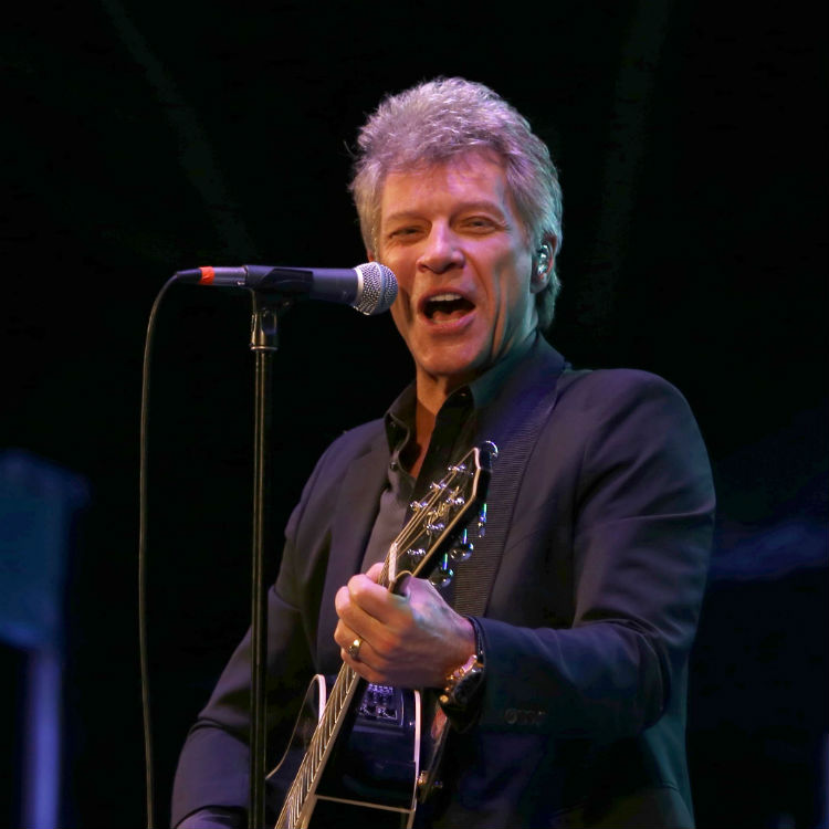 Jon Bon Jovi on Donald Trump Election 2016 new album London Palladium