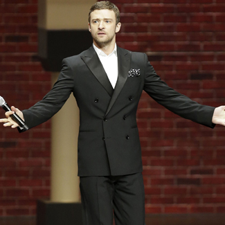 Justin Timberlake denies calling Britney Spears a 'b*tch' at comeback gig