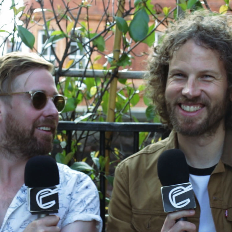 Kaiser Chiefs talk Dave Grohl + Foo Fighters' cancelled tour dates