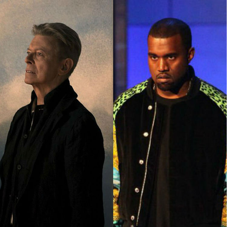 Kanye West petition against David Bowie new tribute album songs