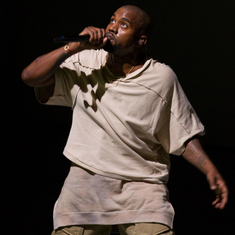 Kanye West joins Juicy J on new song 'Ballin'