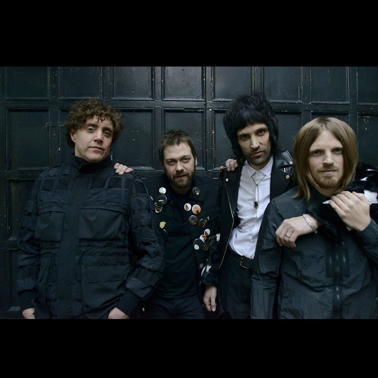 Kasabian new song Are you looking for action