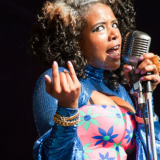 The best bits of Lovebox 2013: Hurts, Kelis, D'Angelo and many more