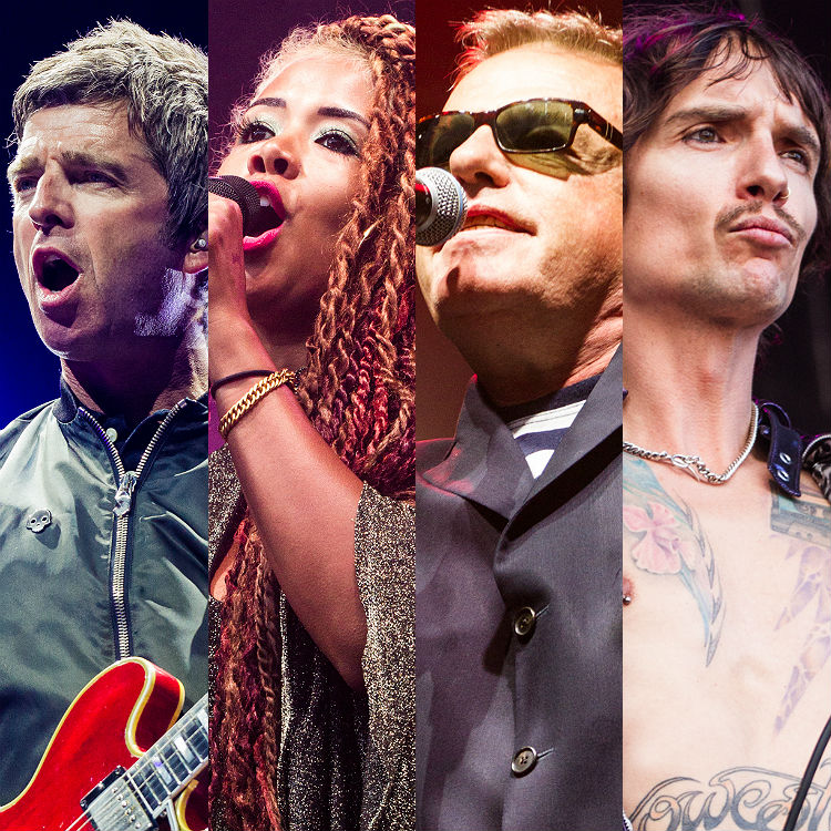 Kendal Calling 2016 photos - Noel Gallagher, Madness, Darkness, Catfis