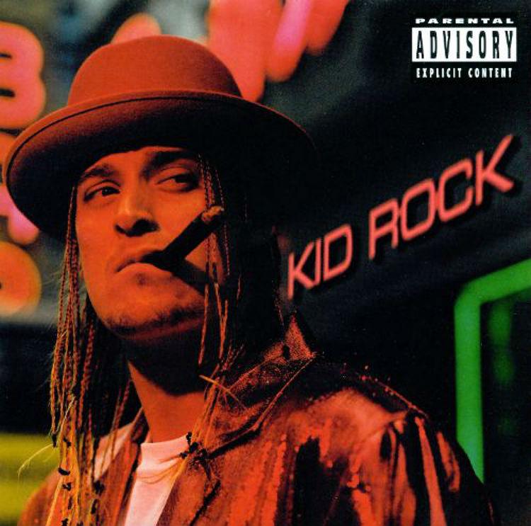 Kid Rock for senate speech Michigan gig